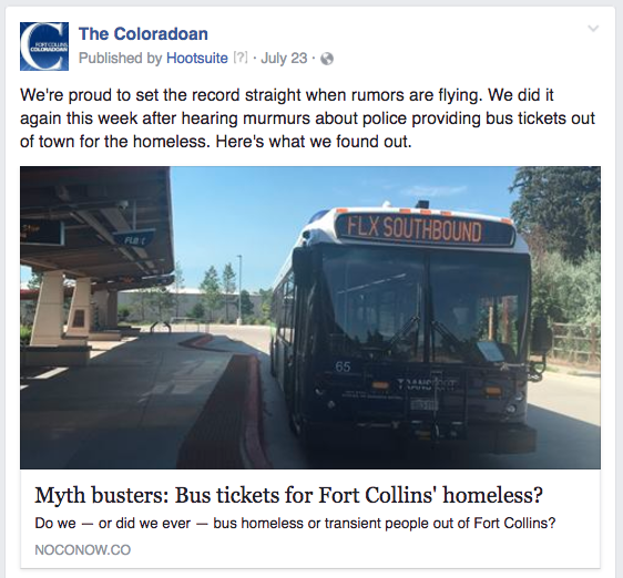 CO myth bus tickets