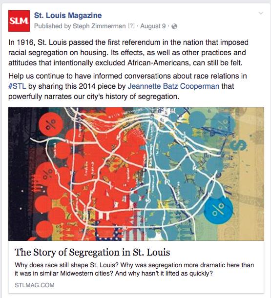 STL segregation