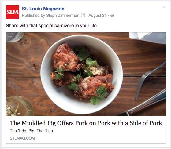 STL pork