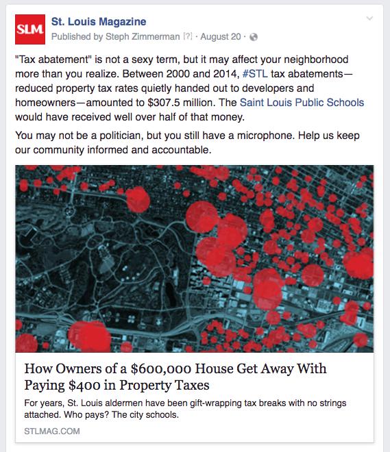 STL property taxes