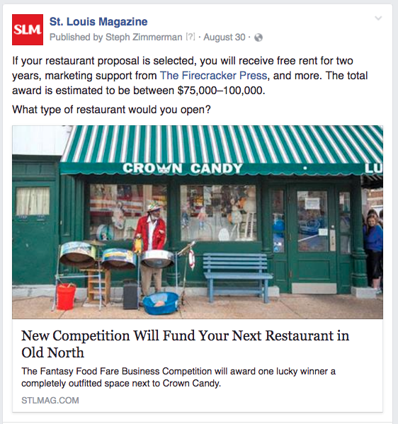 STL restaurant proposals