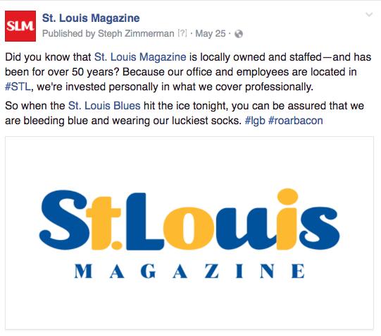 STL Blues local