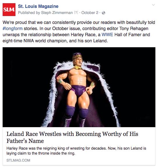 STL longform wrestling