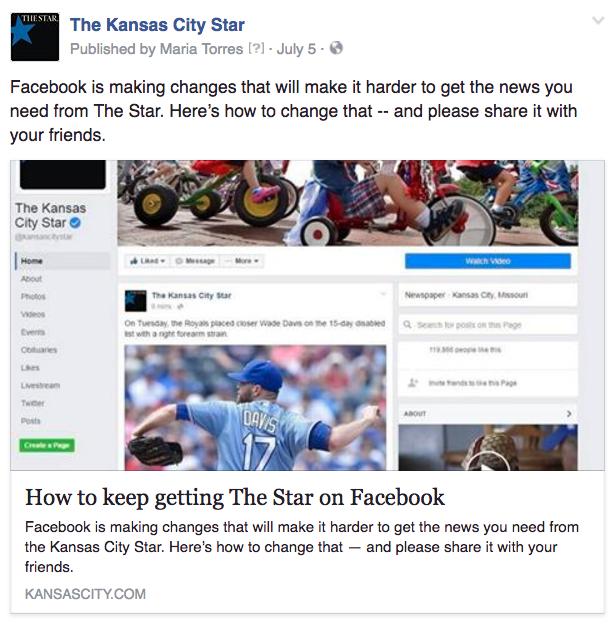 KC instructions Facebook
