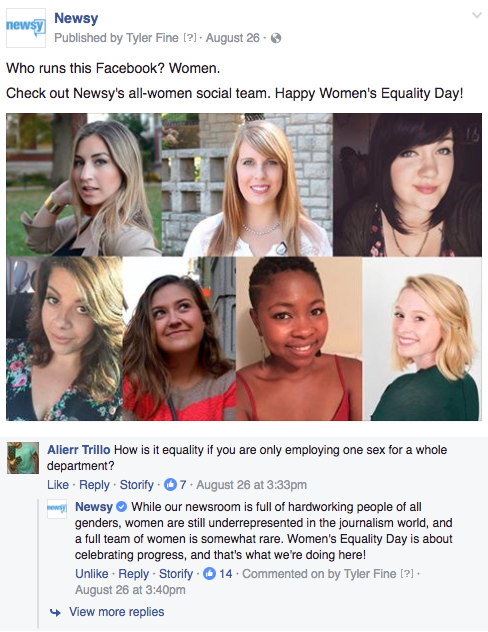 Newsy women 2