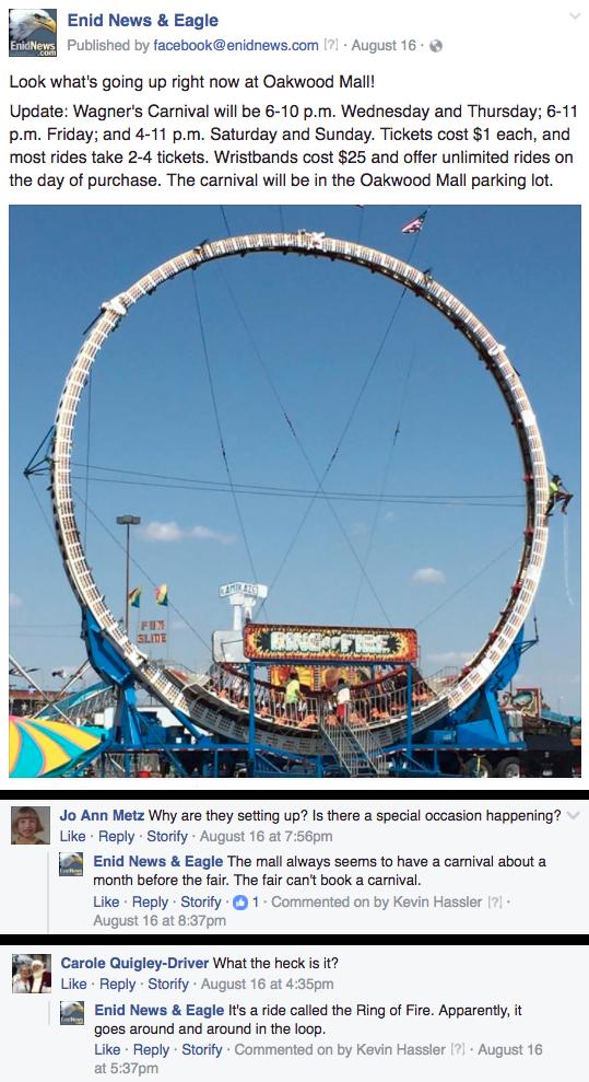 Enid carnival