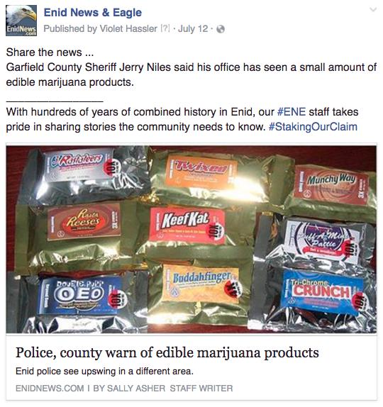 Enid marijuana