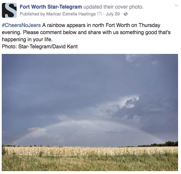 FW rainbow pic