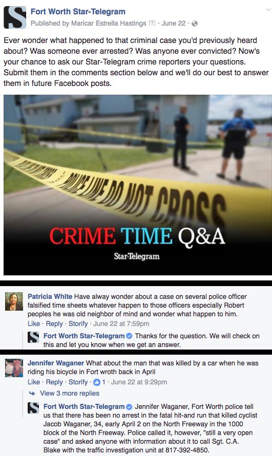FW crime invite