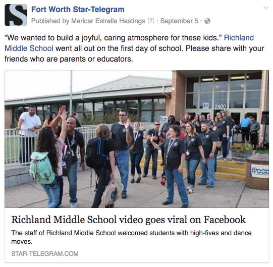 FW happy school