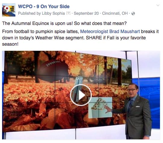 WCPO fall share