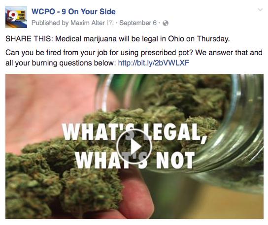 WCPO marijuana questions