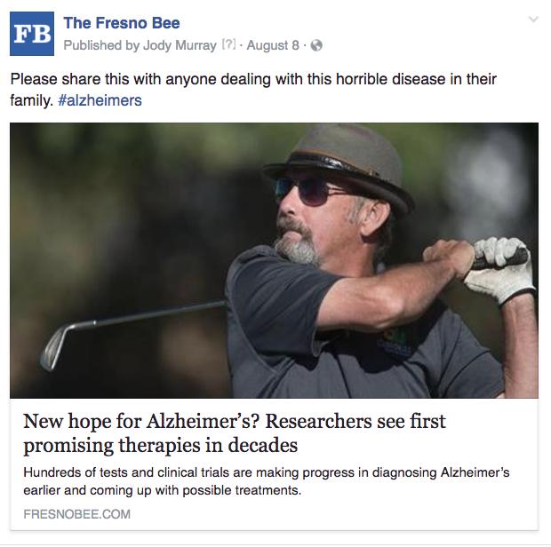 Fresno Alzheimers