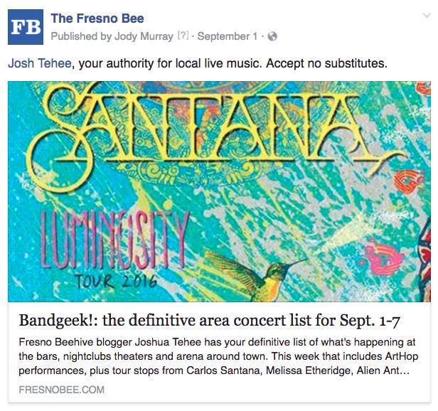 Fresno music authority