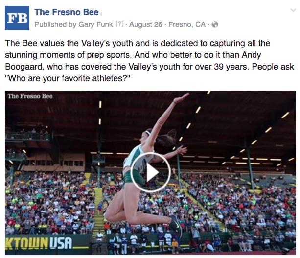 Fresno reporter prep sports