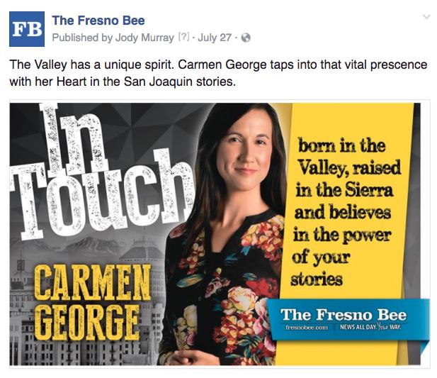 Fresno reporter local spirit