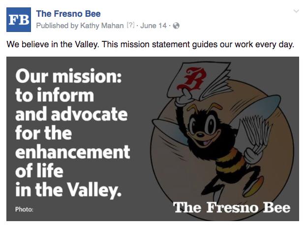 Fresno bee advocate