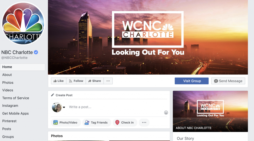 "To better respond to users submitting feedback WCNC assigned specific roles to its journalists. Web producers were assigned to respond to Facebook messages and news managers respond to viewer emails. This has allowed the newsroom to address specific questions and concerns and has led to ""exclusive"" content & stories for WCNC."